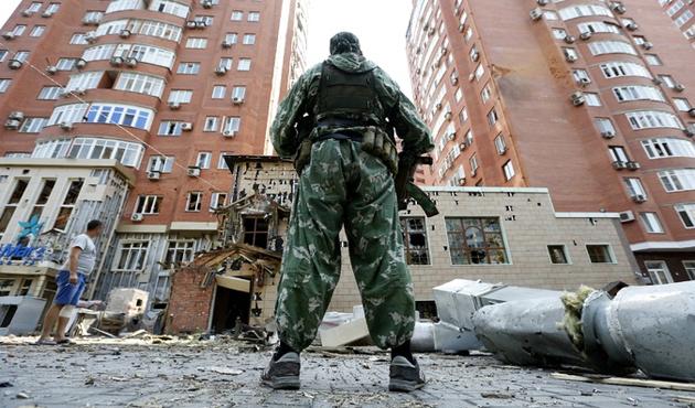 Ukrayna'da çatışmalar yeniden şiddetlendi