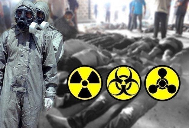 Suriye ordusu IŞİD'e karşı kimyasal silah kullanmış
