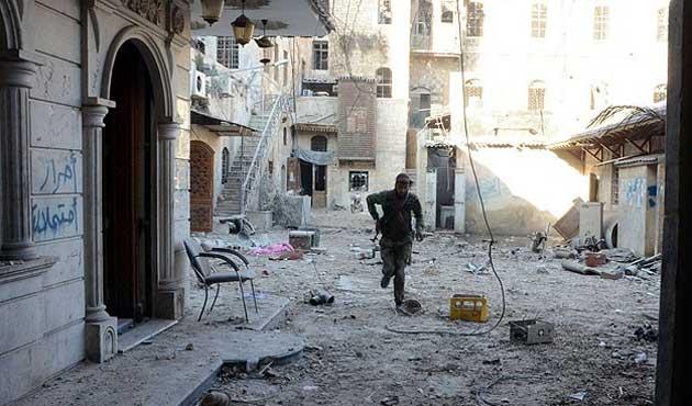 Yermuk'e sızmaya çalışan 25 asker öldü