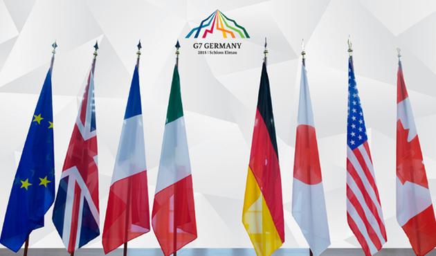 Poroşenko'dan G7'ye teşekkür
