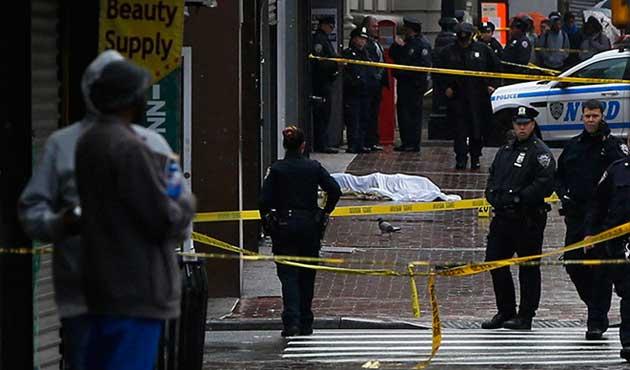 ABD'de siyahiyi öldüren polis suçlu bulundu