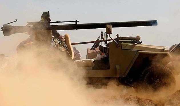Felluce'de IŞİD atağa geçti