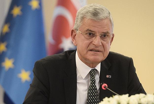 AB Bakanı Bozkır: ABD ile güvenli bölge anlaşması var