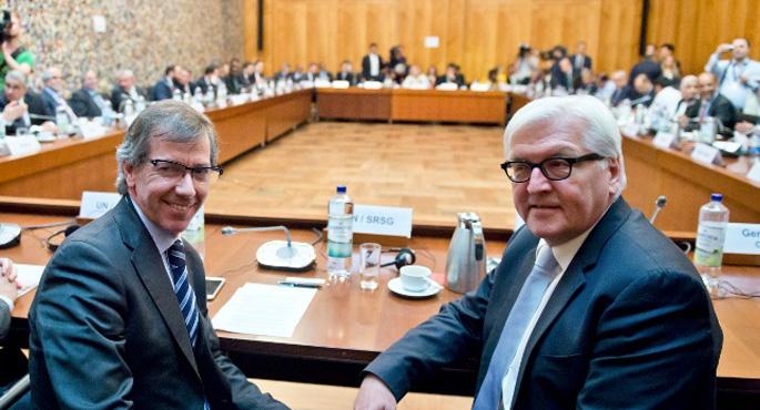 Fransa ve Almanya dışişleri bakanları Karabağ'ı görüştü