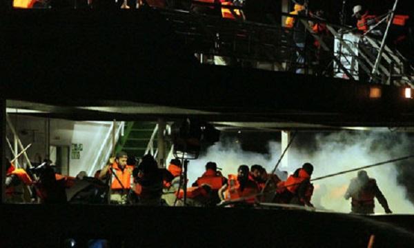 İspanya'da Mavi Marmara'yı UCM'ye taşıma çağrısı