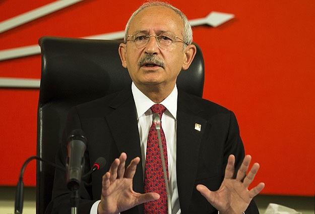 Kılıçdaroğlu: Siyasi partiler terörle arasına mesafe koymalı