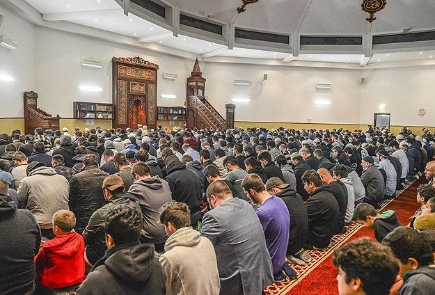 Avustralya'da Müslümanlar ilk teravih namazını kıldı