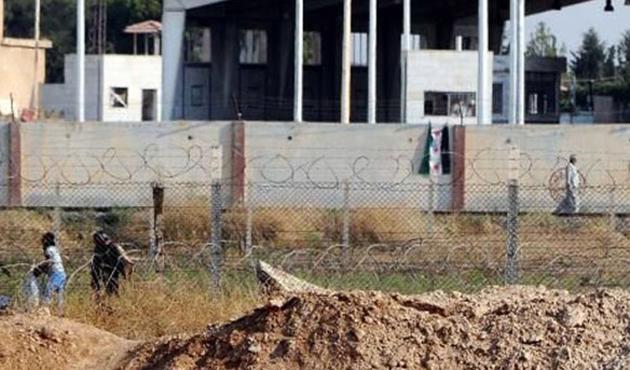 IŞİD mensubu dört kişi sınırda yakalandı