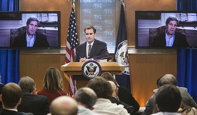 Kerry: Esad kimyasal kullanıyor