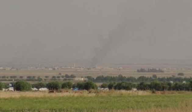 IŞİD Azez'e saldırdı, Kilis sınırında çatışma sürüyor