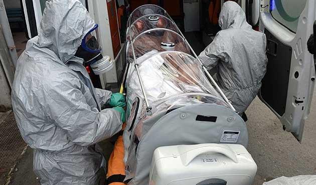 Sierre Leone'de ebola yeniden görüldü