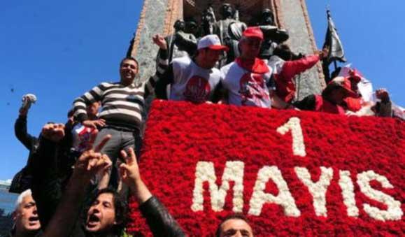DİSK'ten 1 Mayıs Taksim yasağı için suç duyurusu