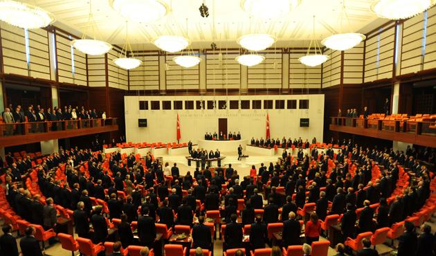 Meclis başkanlık seçimleri bugün başlıyor