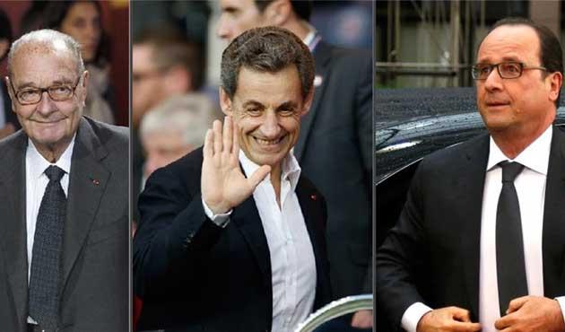 ABD Fransız cumhurbaşkanlarını da dinlemiş