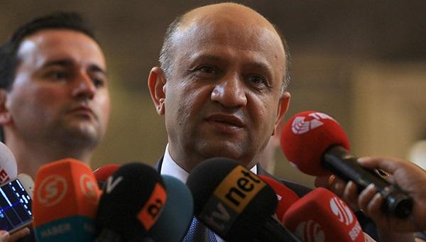 Milli Savunma Bakanı'ndan EMASYA açıklaması