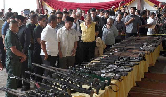 Filipinler'de barış süreci için özel birim
