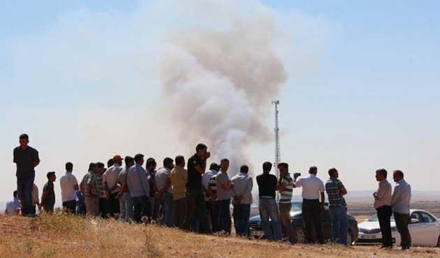 Türkiye: IŞİD Kobani'ye Carablus'tan sızdı