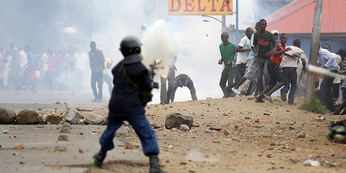 Burundi'de seçimler ertelendi