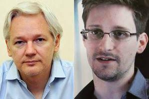 Fransa, Assange ve Snowden'e kucak açıyor