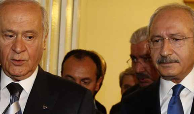Kılıçdaroğlu da MHP'den umudunu kesti