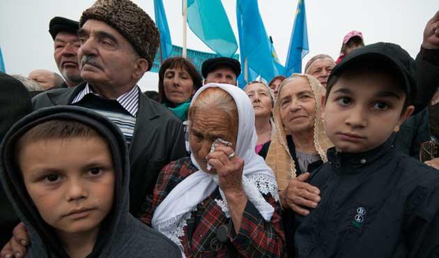 Kırım'a dönmek isteyen Tatarların sayısı artıyor
