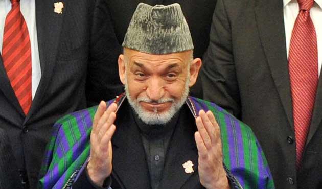 Karzai; 'ABD'nin terörü bitirmekle  ilgilenmiyor'