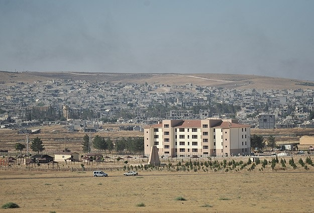 YPG, Kobani açıklamasını yineledi