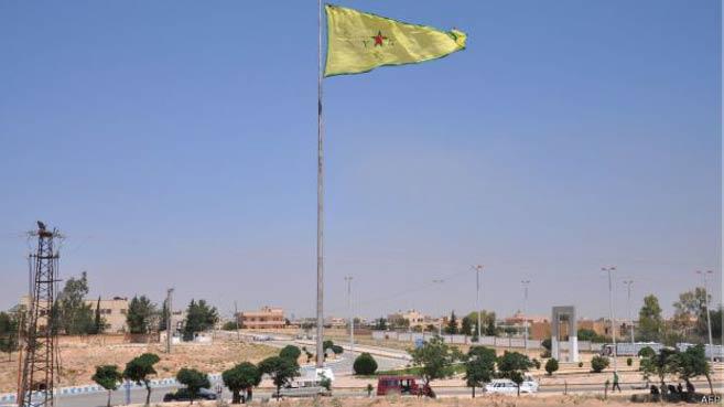 Kobani'de 3 gün sokağa çıkma yasağı