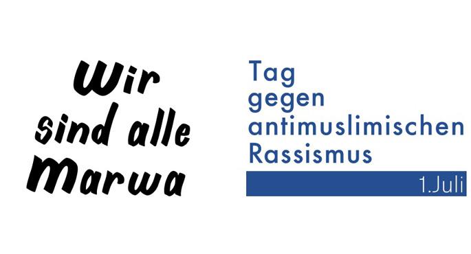 Almanya'da Müslüman karşıtı ırkçılıkla mücadele aksiyonu