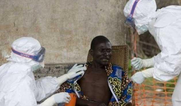 Ebola Liberya'ya geri döndü