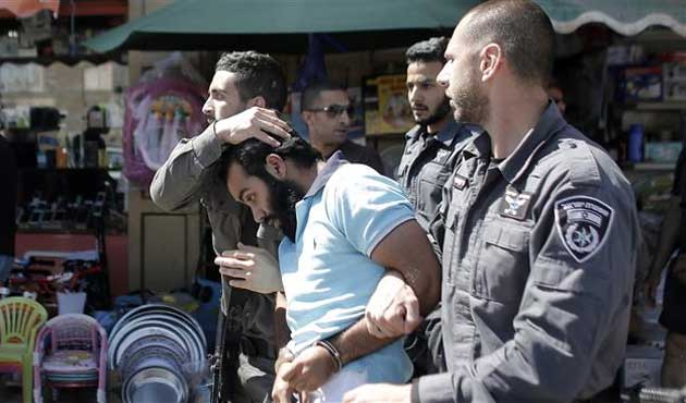 İsrail Filistin'deki baskınları bayramda da sürdürdü