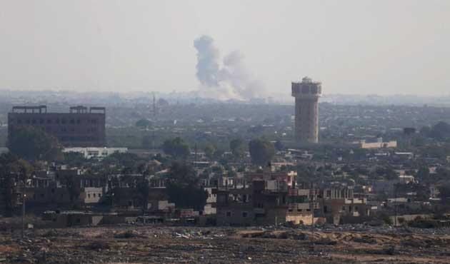 Mısır ordusuna göre Sina'da 17 asker öldü