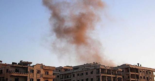 Halep'te çatışmalar büyüyor