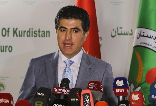 Neçirvan Barzani 'borç talebi'yle Türkiye'de