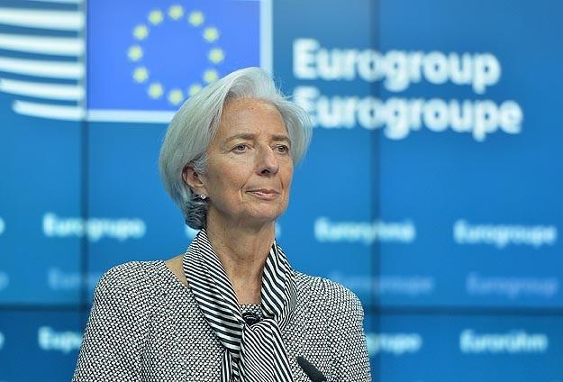 Lagarde ikinci kez IMF Başkanı