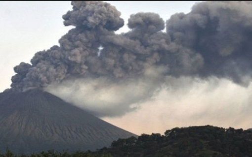 Endonezya'ya uçak inişleri tekrar durdu