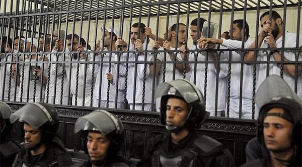 Mısır'da 8 darbe karşıtına daha idam cezası