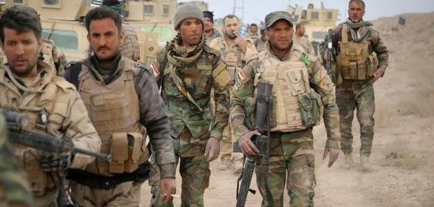 IŞİD, Felluce'den çıkışı kapattı