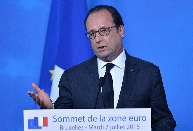 Fransa avro bölgesi parlamentosu önerdi