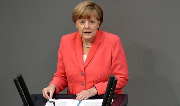 Merkel: Yardım müzakereleri başlamalı