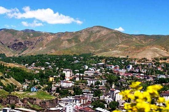 Bitlis'te Jandarmaya saldırı
