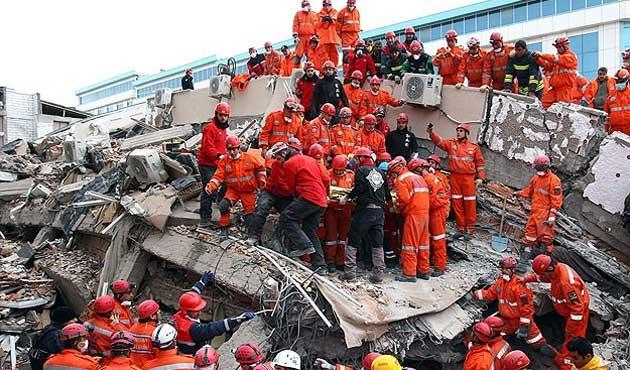 Van'da üç kuruma 5 milyon TL deprem cezası