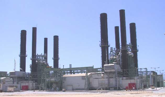 Gazze'de elektrik üretimi durdu