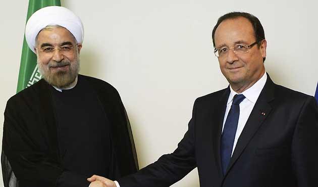İran ve Fransa'dan ilişkileri güçlendirme kararı
