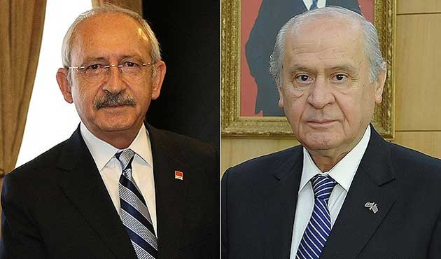 Kılıçdaroğlu ve Bahçeli'den Diyarbakır açıklaması