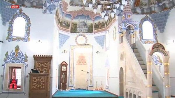 Prizren Emin Paşa camii restore edildi