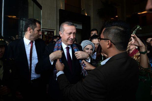 Erdoğan Pakistan'da