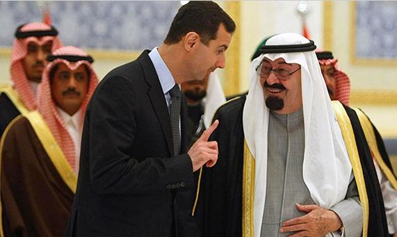 Suriye, Suudi Arabistan'la temasa geçti