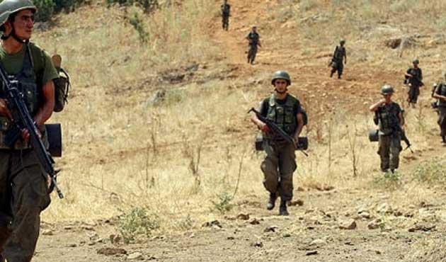 Gümüşhane'de silahlı gruplarla çatışma