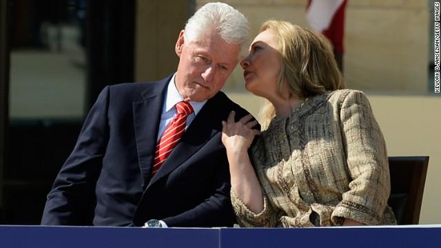 Clinton'ların başkanlık serveti 140 milyon dolar